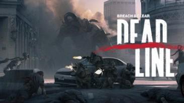 """В Steam состоялся выход игры """"Breach & Clear: Deadline""""."""
