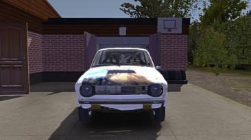 My Summer Car: Сохранение/SaveGame (Гоночная сатсума под названием *Шлёпа*)