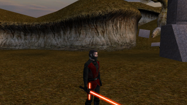 """Star Wars: Knights of the Old Republic """"Kylo Ren's Light saber"""""""