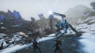 JRPG Edge of Eternity получила статус бета-версии после масштабного обновления