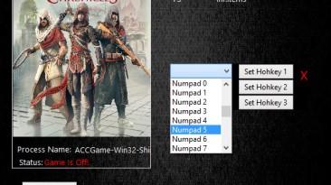 Assassin's Creed Chronicles: Russia: Трейнер/Trainer (+3) [1.00] {MrAntiFun}