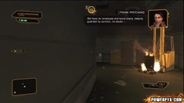 """Deus Ex: Human Revolution - Получение секретного достижения """"Призрак"""""""