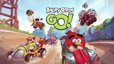 Angry Birds Go! вышла на iOS, Android, Windows Phone и BlackBerry