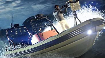 Лодка с вооружением Nagasaki теперь доступна в GTA Online