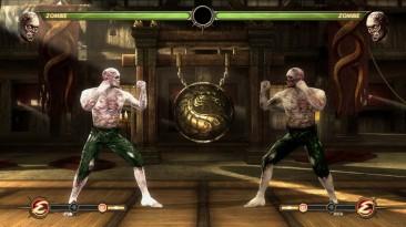 "Mortal Kombat ""мод на Zombie"""