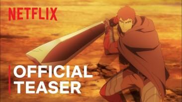 Valve и Netflix показали новый тизер аниме по Dota 2
