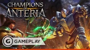 RPG Champions of Anteria готовится к выходу
