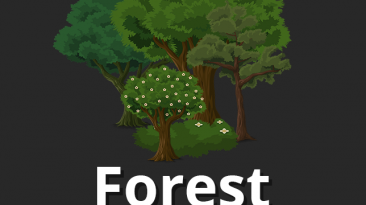 "Cities: Skylines ""Forest Brush 1.3"""