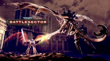 Новый геймплей Warhammer 40.000: Battlesector с закрытой беты