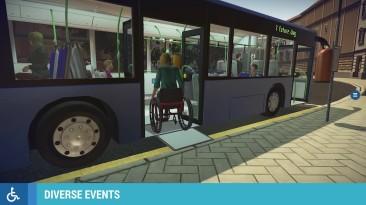 """Bus Simulator 16 """"Релизный трейлер"""""""