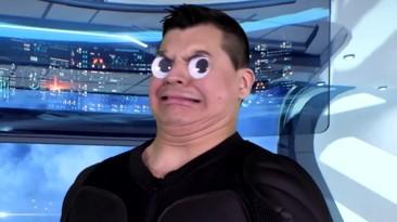 Mass Effect Andromeda - Пародийный скетч от Angry Joe