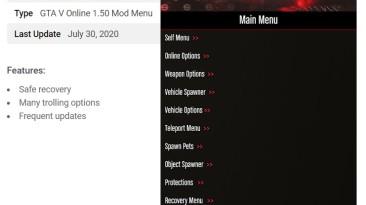 Grand Theft Auto 5 (GTA V): Чит-Мод/Cheat-Mode (Slay v1.5.3) [1.50] {WhiteEagle, Vapix}