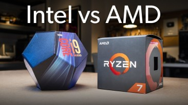 AMD продолжает отбирать у Intel долю на рынке ПК