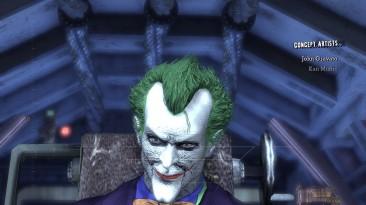 """Batman: Arkham Asylum """"Jeremia Valeska from final Gothem"""""""