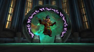 Доступен бесплатный перенос персонажей с переполненных миров World of Warcraft: Shadowlands