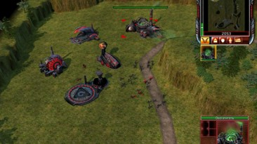 "Command & Conquer 3: Tiberium Wars ""Карта - The Valley of Ashes"""