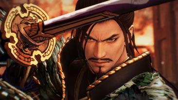 Новый трейлер Samurai Warriors 5 с песней от EXILE