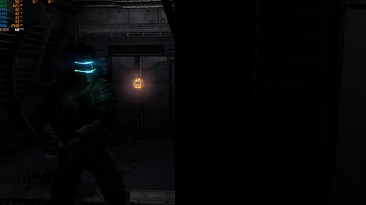 "Dead Space 2 ""SweetFX Settings light color"""