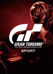 Обложка игры Gran Turismo Sport