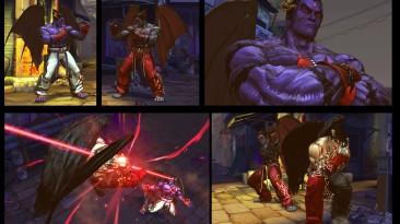 """Street Fighter X Tekken """"Devil Kazuya"""""""