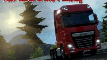 Euro Truck Simulator 2: Чит-Мод/Cheat-Mode (Start Money and XP)