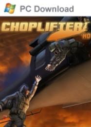 Обложка игры Choplifter HD