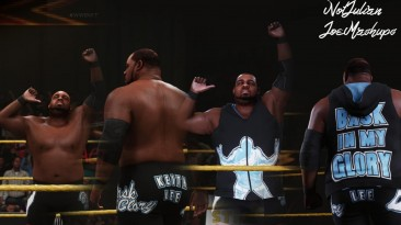 "WWE 2K19 ""Keith Lee 2020 Attire MOD"""