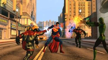 DC Universe Online - Три игровых стиля и масштабная переработка игры