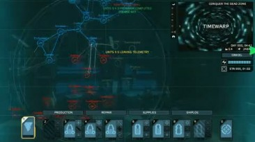 """Carrier Command: Gaea Mission """"Геймплей"""""""