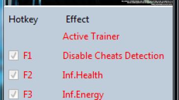 Crysis 3: Трейнер/Trainer (+3) [1.0.0.1] {MrAntiFun}