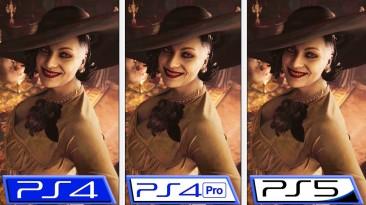 Вторая демоверсия Resident Evil Village загружается всего за 3 секунды на PS5, в 10 раз быстрее, чем на PS4