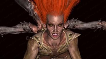 Монстры из Diablo 2: Resurrected, посмотрите, как они выглядят вблизи