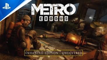 Блеск рейтресинга в новом геймплейном трейлере Metro Exodus для PlayStation 5