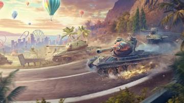 Коды в World of Tanks Blitz в честь семилятия!