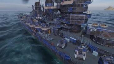 "Крейсер ""Venezia"" - Полны разбор - World of Warships"