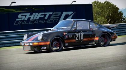 Этап битвы семидесятых за Porsche Мэтта Пауэрса