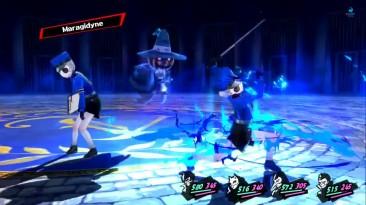 Persona 5 - Близнецы - Платиновый трофей
