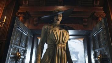 Разработчики RE: Village не хотели, чтобы Леди Димитреску была слишком похожей на вампира
