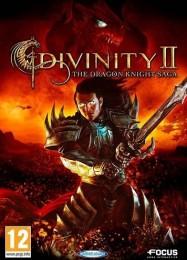 Обложка игры Divinity 2: The Dragon Knight Saga