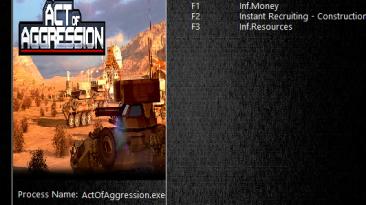 Act of Aggression: Трейнер/Trainer (+3) [0.171] {MrAntiFun}