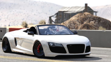 """Assetto Corsa """"Audi R8 Spyder Wide Body for AC 1.13"""""""