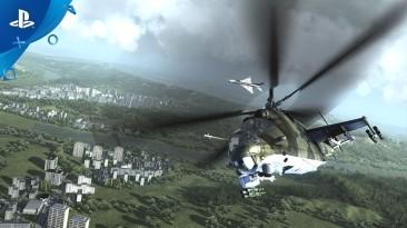Боевой авиасимулятор Air Missions: HIND прибудет на Switch этим летом