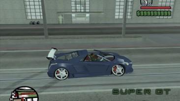 "Grand Theft Auto: San Andreas ""Cadillac Cien"""