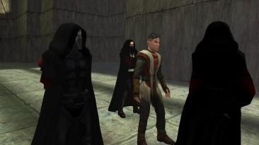 """Star Wars: Jedi Knight - Jedi Academy """"Новые Ситхи"""""""