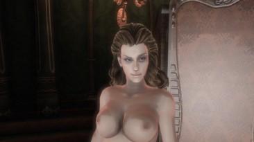 "Fable 3 ""18+ Обнаженный женский персонаж."""