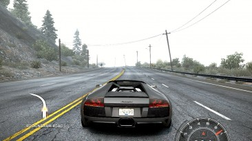 "NEW Need for Speed Hot Pursuit ""SweetFX graph. realism mod 2"