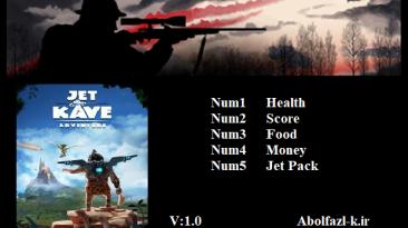 Jet Kave Adventure: Трейнер/Trainer (+5) [1.0] {Abolfazl.k}