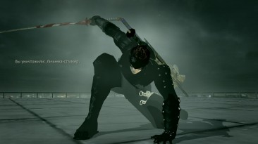 """Ninja Blade """"Black ninja"""""""