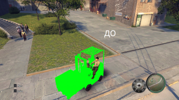 """Mafia 2 """"Сorrections with textures"""""""