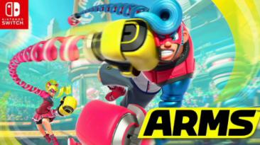 ARMS для Switch: три новых бойца, демоверсия и грядущие бесплатные DLC